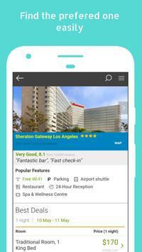 Last Minute Hotels apk screenshot