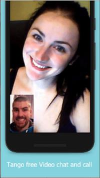 Tango sms Free Video calling and chat screenshot 2