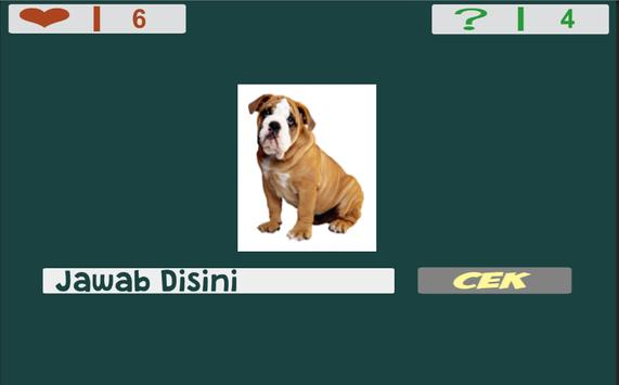 Kids Game For Study : Guess the Name of the Animal poster