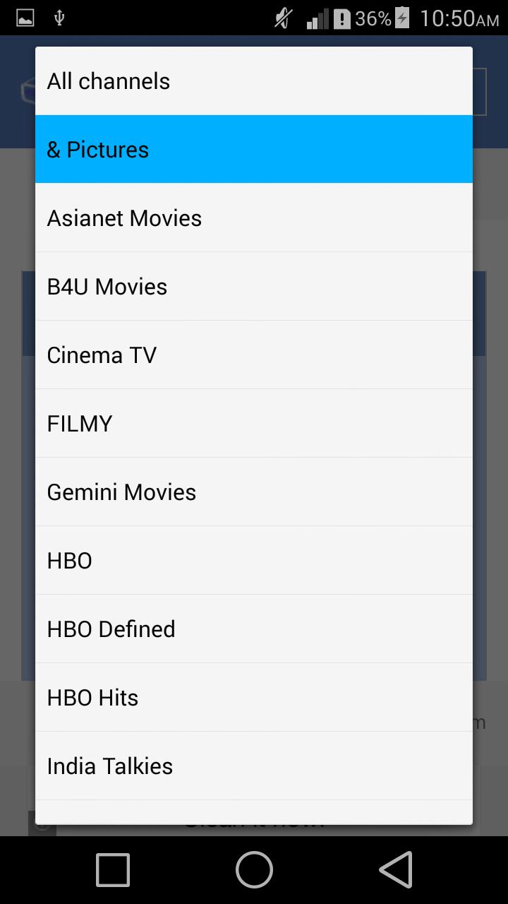 TVSi : TV Schedule India for Android - APK Download