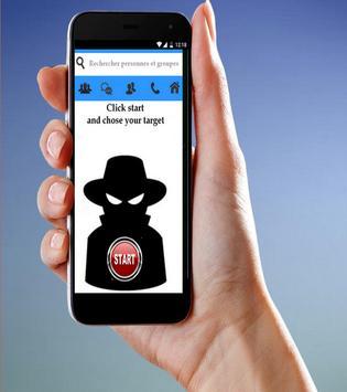 Mesenger Hack Prank poster