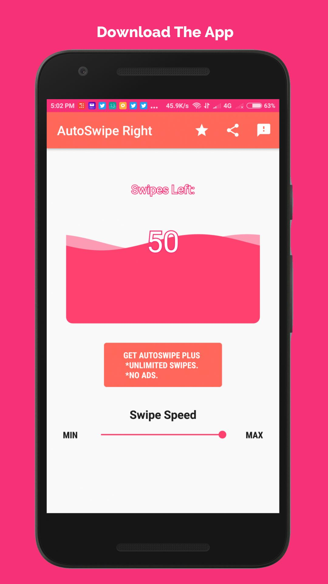 auto liker for Tinder : Autoswipe for Android - APK Download