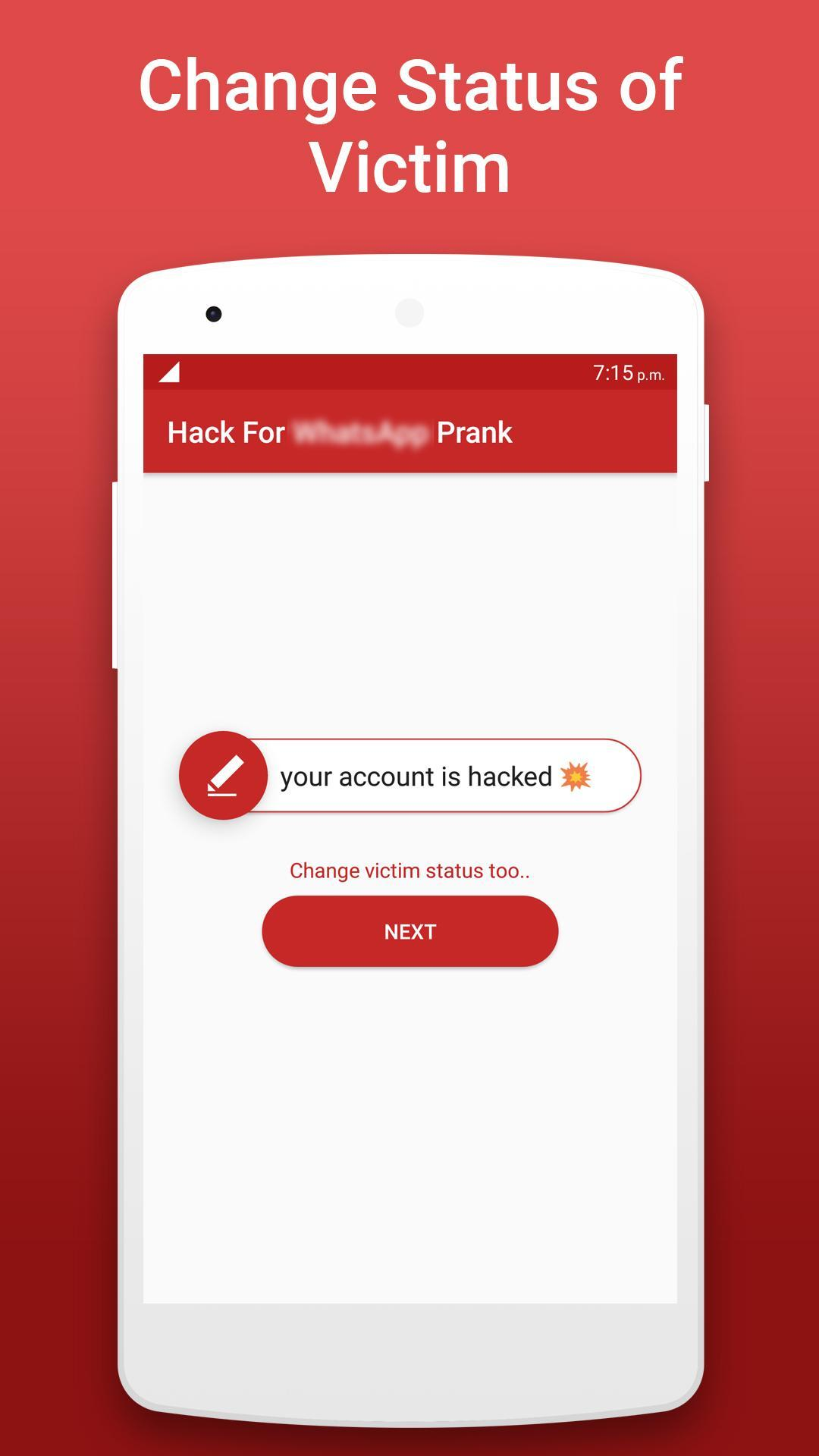 Hack For Whatsapp Prank For Android Apk Download