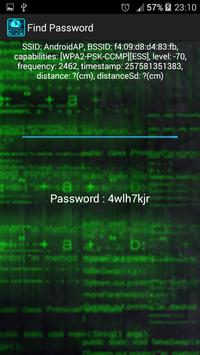 Hack wifi password prank apk screenshot