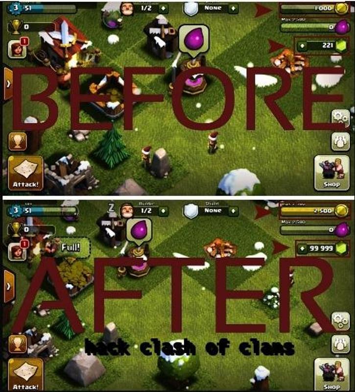 download hack clash of clans 2017