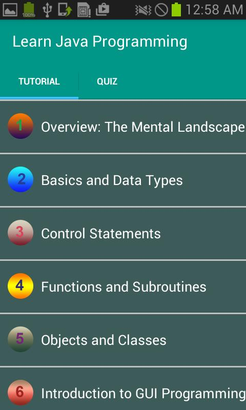 Learn Java for Beginners for Android - APK Download
