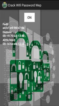 Crack Wifi Password WEP PRANK poster