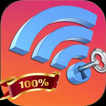 All Wifi Password Hacker poster