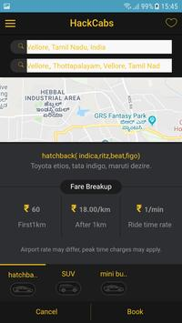 Hack Cabs Driver screenshot 2