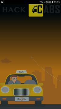 Hack Cabs Customer poster