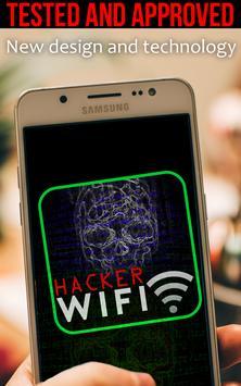 Hacker Wifi 2017 prank poster