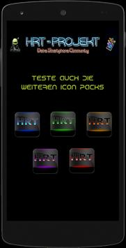 Duxter Xion Red Icon Pack apk screenshot