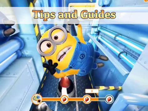 Cheats Minion Rush Hack Free poster