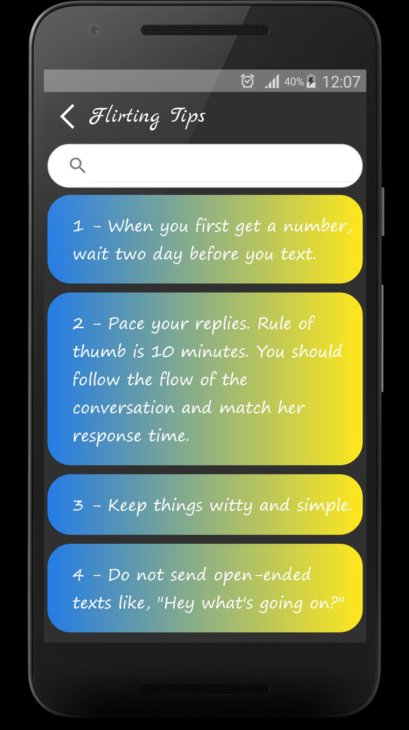 Flirty Messages - Flirty Texts for Android - APK Download