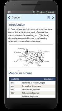 French Grammar in Use apk screenshot