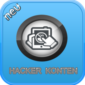 HACKER Konten Key Simulator icon