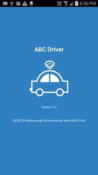 ABC Driver poster