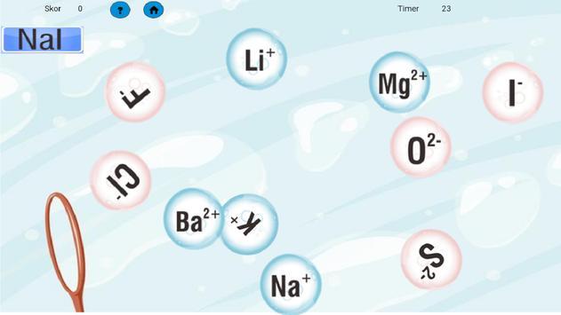 Ionic Bubbles Gam screenshot 3