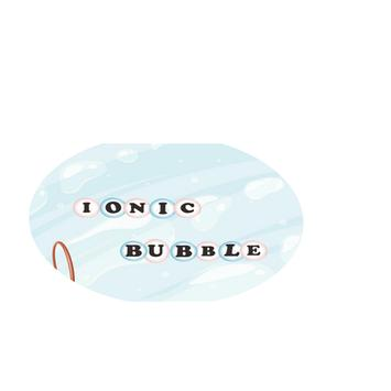 Ionic Bubbles Gam poster