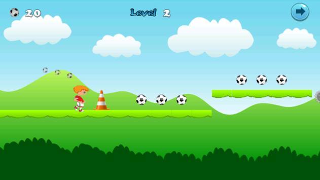 Dream Soccer Adventure screenshot 3