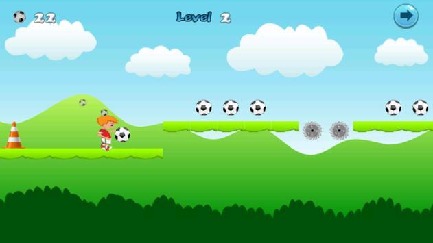 Dream Soccer Adventure screenshot 4