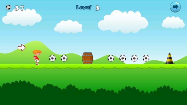 Dream Soccer Adventure screenshot 5