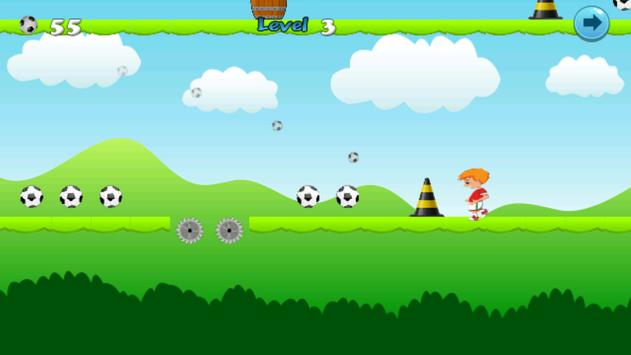 Dream Soccer Adventure screenshot 6