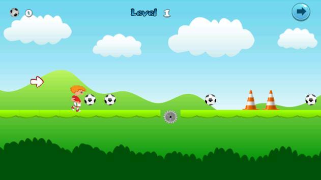 Dream Soccer Adventure screenshot 7