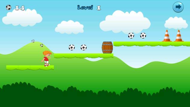 Dream Soccer Adventure screenshot 9