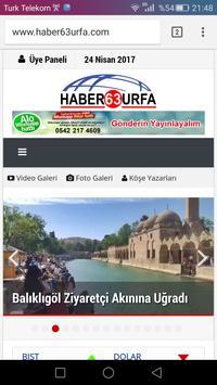 haber63urfa.com apk screenshot
