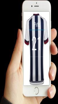 اكتب اسمك على قميص كرة القدم screenshot 2