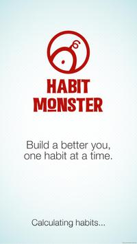 Habit Monster poster