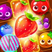 candy fruit LOL Surprise Sweet icon