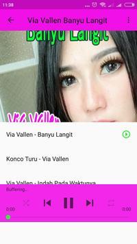 Via Vallen Banyu Langit MP3 Koplo screenshot 4