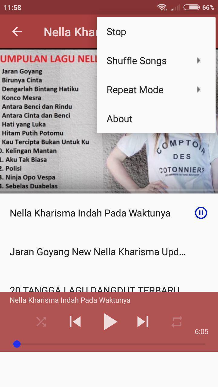 Nella Kharisma Indah Pada Waktunya Koplo Mp3 For Android Apk