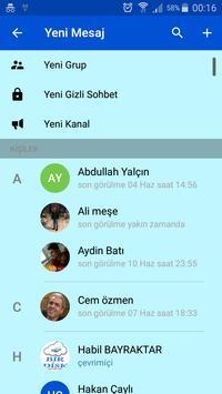 Sohbetçim screenshot 3