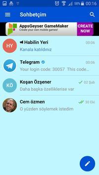 Sohbetçim screenshot 2