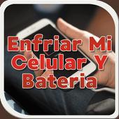 Enfriar mi Celular y Bateria Gratis Guía Fácil icon