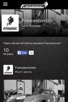 Francescomoto screenshot 4
