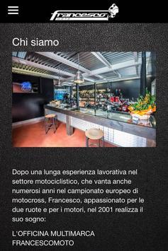 Francescomoto screenshot 1
