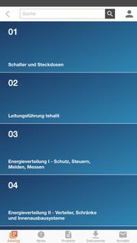 Hager e-Katalog Schweiz poster