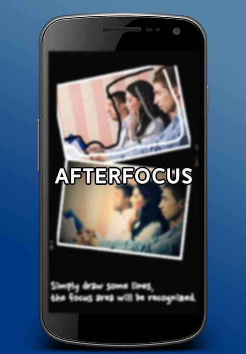 Guide Camera Focus cho Android - Tải về APK