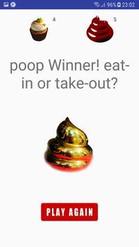 Poop Or Cake apk screenshot