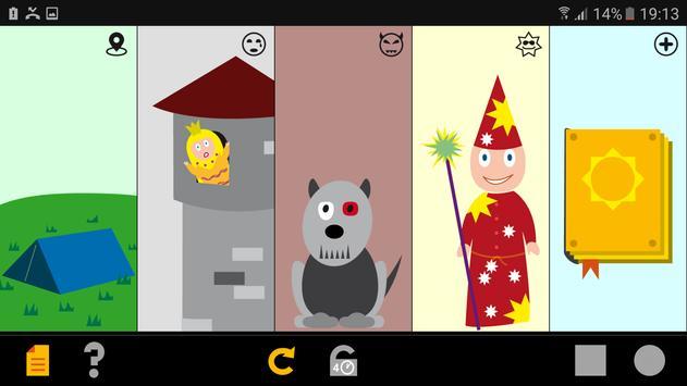 1000 Fairy Tales apk screenshot
