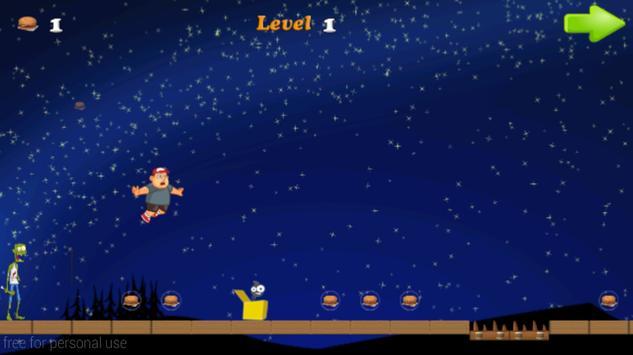 Fat Boy Running screenshot 3