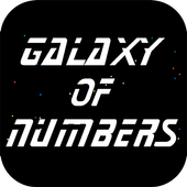 Galaxy of Numbers icon