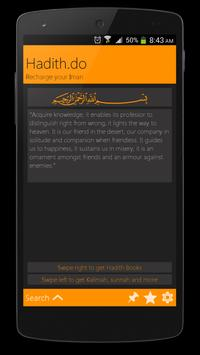 Hadith.do (All Hadith Books) poster
