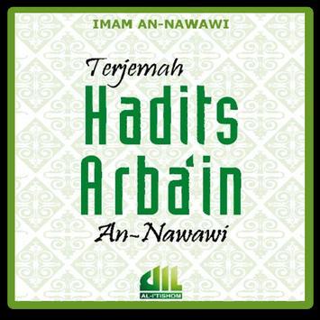 Terjemah Hadits Arbain Nawawi poster