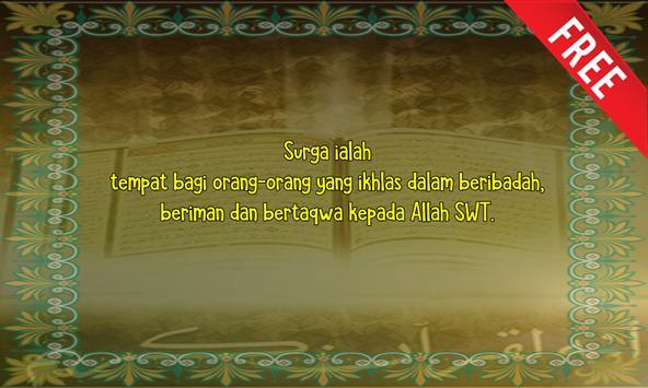 Nama Surga & Neraka Lengkap apk screenshot