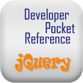 Dev Pocket Reference - jQuery icon